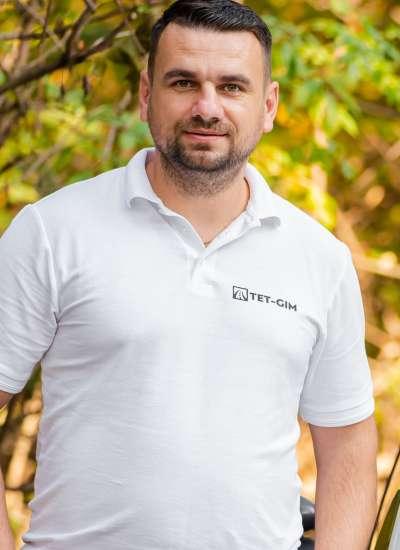 Macovei Marius Alin - instructor